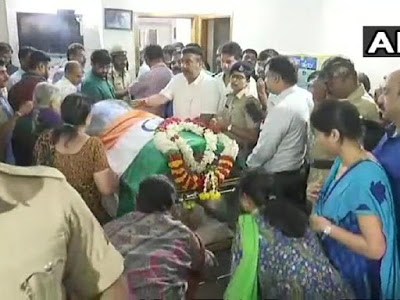 Ananth Kumar Death Cause