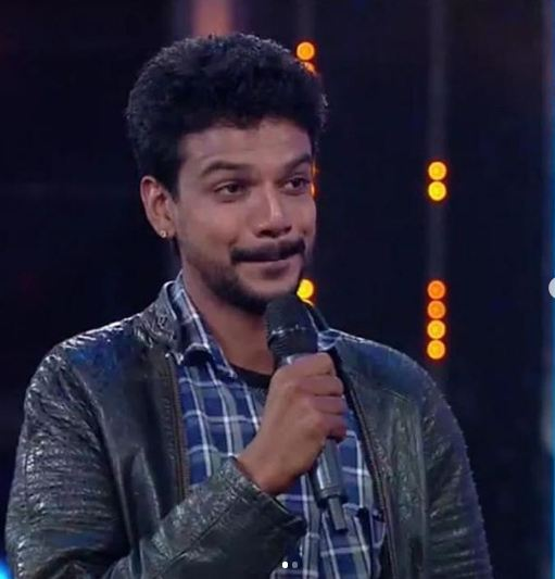 Chandan Achar in Bigg Boss Kannada Season 7