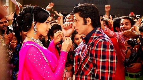 Deepika Padukone as Shanti in Om Shanti Om