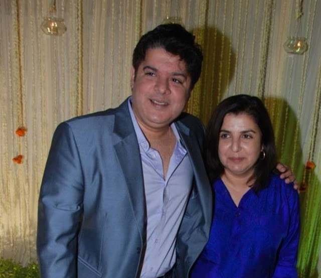 Sajid Khan with Faran Khan