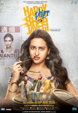Happy Phirr Bhag Jayegi movie