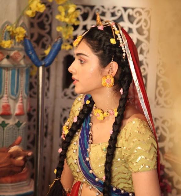 Mallika as Radhe