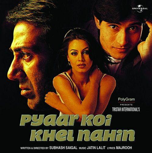 Pyar Koi Khel Nahin movie Poster
