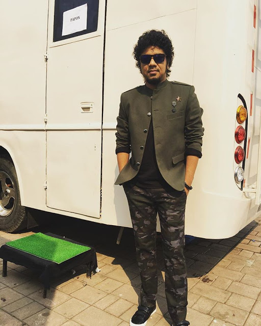 Papon Physical Appearance