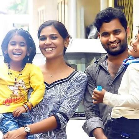 Rehana Fathima Family