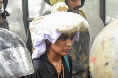Rehana Fathima expelled from Muslim community