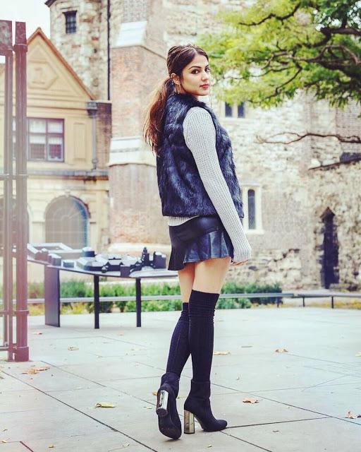 Rhea Chakraborth Appearance