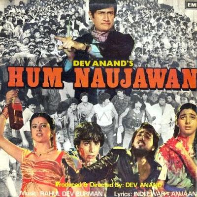 Richa Sharma Duttin Hum Naujawan movie