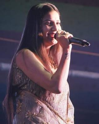 Sapna Choudhary Tattoo