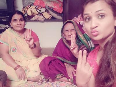 Sonu Patil Family