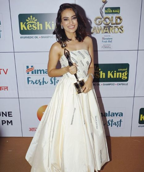 Surbhi Jyoti Awards