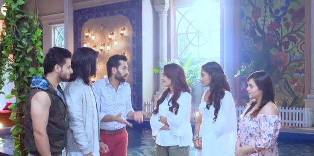 Surbhi Jyoti in Ishqbaaz Serial