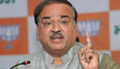 Ananth Kumar speaking