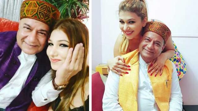 Anup Jalota has been in a live-in relationship with singer Jasleen Matharu.