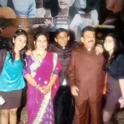 Aishwarya Rai Family