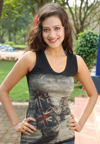 Madalasa aka Madalsa Sharma Physical Appearance