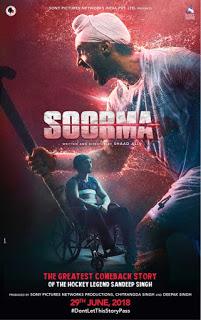 Sandeep Singh biopic movie Soorma