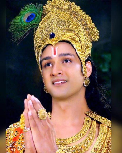 Saurabh Raj Jain as Lord Krishna