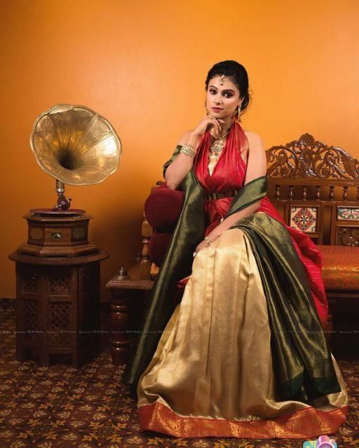 Kavitha Gowda latest photo
