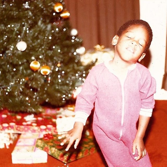 Michael Benjamin Washington childhood photo