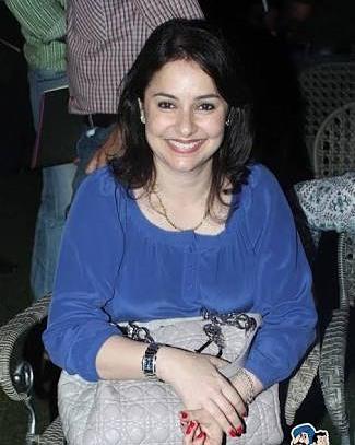 Anjali Tendulkar photo
