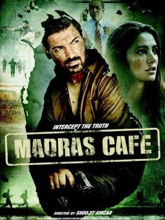 Raashi Khanna in Hindi film Madras Cafe